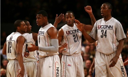 Loaded with NBA talent once again, UCONN is scary good