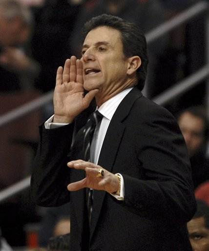 He couldn't maniupluate his Celtics players, but Rick Pitino knows how to get through to young college kids