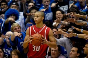 Davidson Duke Basketball